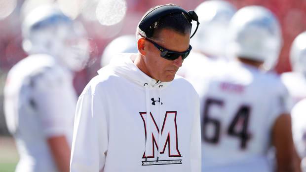 Maryland fires head coach Randy Edsall