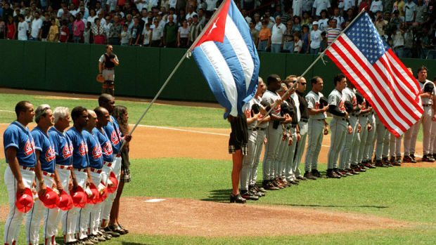MLB 2016 exhibition game in Cuba