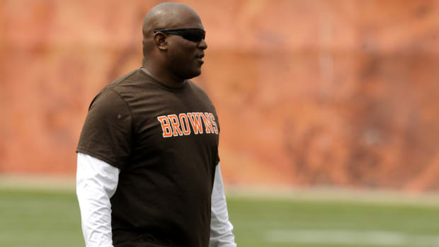 textgate cleveland browns ray farmer apology