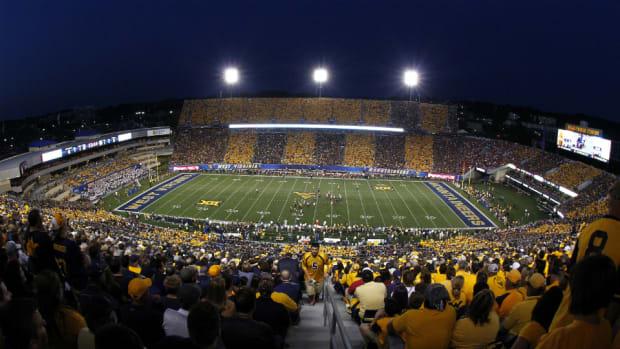 West Virginia football stadium
