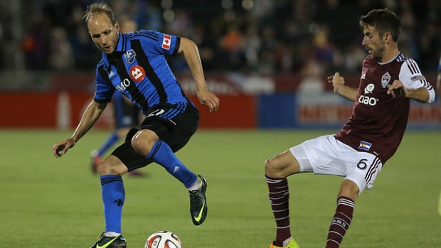 Montreal midfielder Justin Mapp will miss four months after surgery