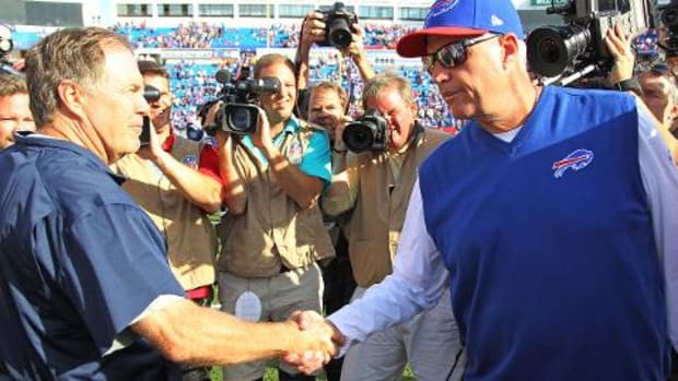 Monday Night preview: Bills vs. Patriots IMAGE