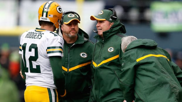 aaron rodgers mike mccarthy green bay packers