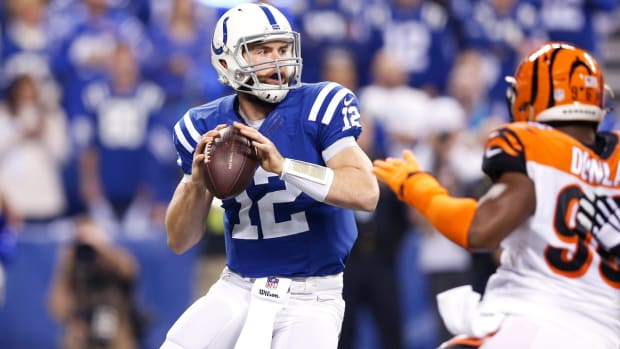 How Andrew Luck and the Colts can upset the Broncos - Image