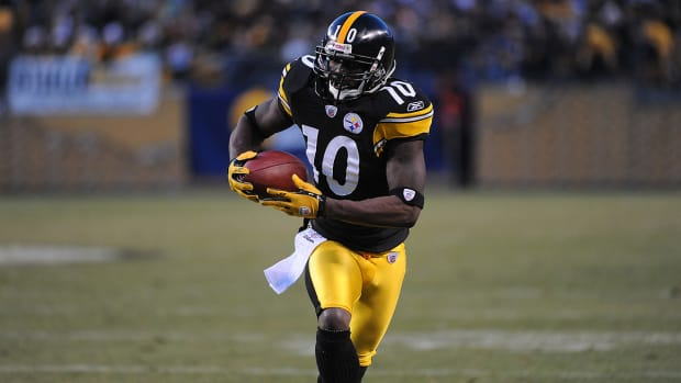 Santonio Holmes: I would love nothing else but to finish my career with the Steelers - Image