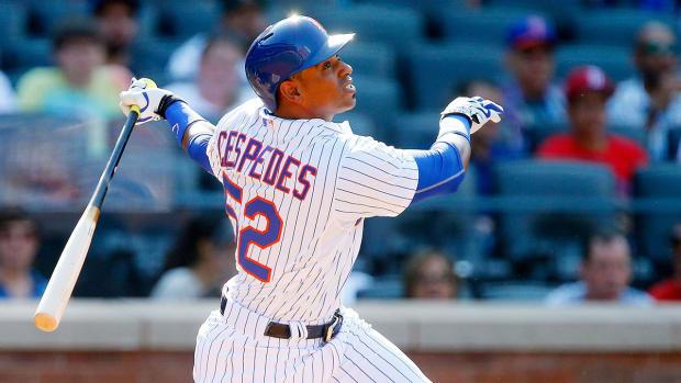 Mets CF Yoenis Cespedes will seek six-year deal this off-season -- IMAGE