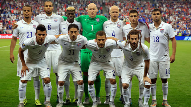 U.S. ties Panama 1-1 in final Gold Cup group play match IMAGE