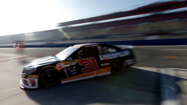 Ryan Newman docked 75 points, crew chief suspended six races IMAGE