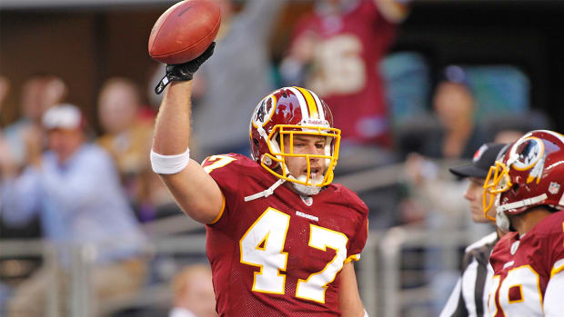 Former Redskins TE Chris Cooley considering comeback IMAGE