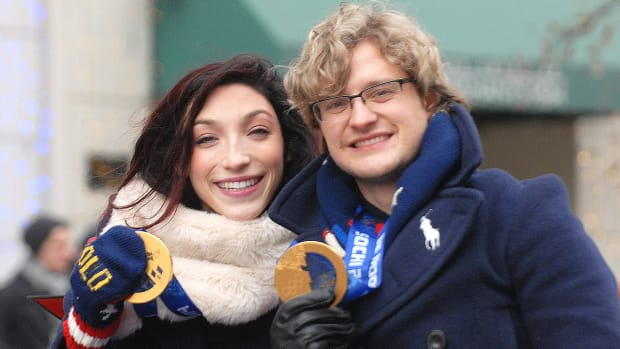 Olympians Meryl Davis and Charlie White: What it's like to win bronze, silver and gold - Image