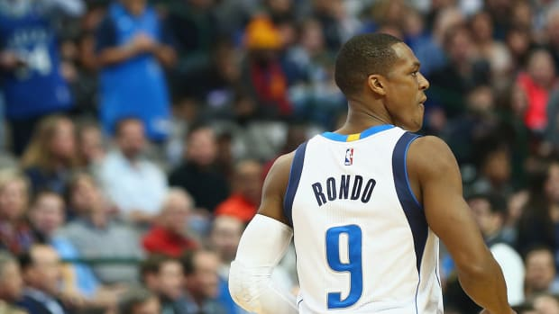 Rondo: 'I haven't played defense in a couple years'
