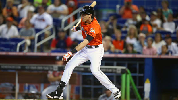 Christian Yelich Miami Marlins seven year extension