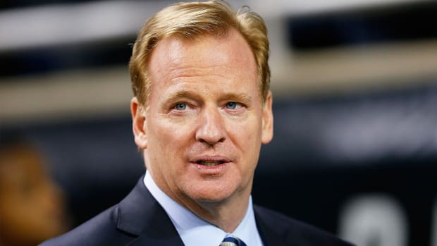Rashad Jennings: 'Roger Goodell is doing his job'-image