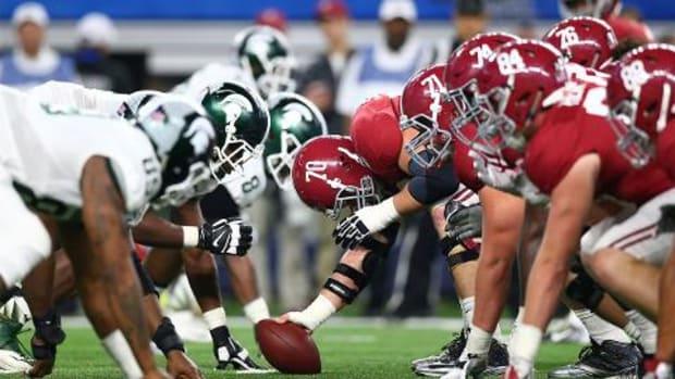 Alabama shuts out Michigan State, advances to CFP Championship--IMAGE