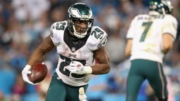 Eagles RB  Demarco Murray addressed offense with ownership - IMAGE