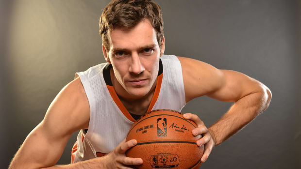 Reports: Goran Dragic will not re-sign with the Suns IMAGE