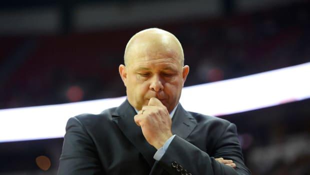 Arizona State fires head coach Herb Sendek after 9 seasons