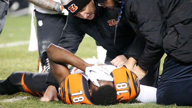 Report: Bengals' A.J. Green ruled out vs. Colts - image