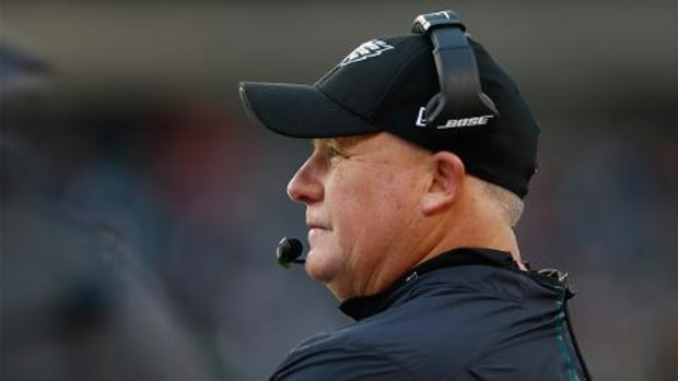 Report: Eagles coach Chip Kelly likely to stay through 2016 -- IMAGE