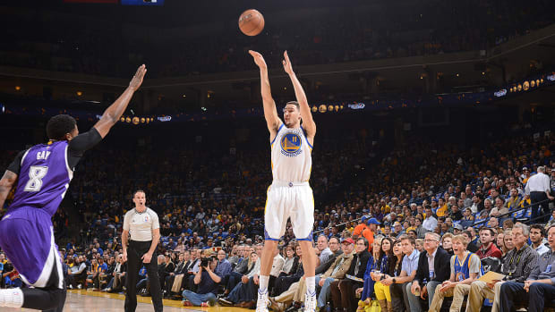 Why Klay Thompson is an elite NBA player now - Image