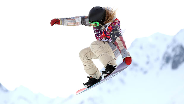 Why the X Games are so special to Jamie Anderson - Image