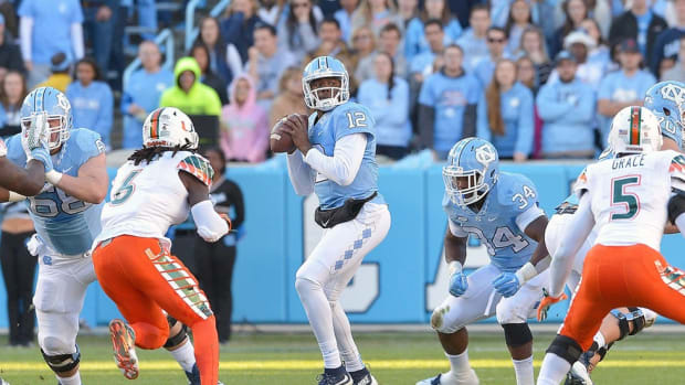 The best is yet to come? After sparking North Carolina, Marquise Williams is ready for his greatest highlight