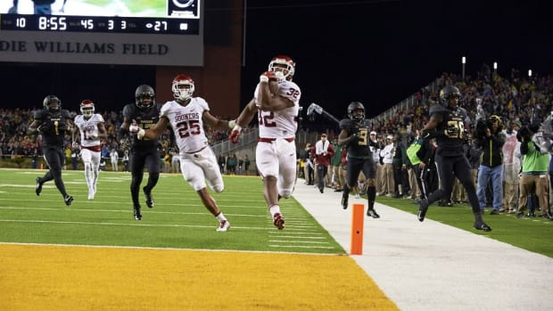 New offense, same Samaje: For Oklahoma to make a run at the playoff, it will rely on Samaje Perine to carry it