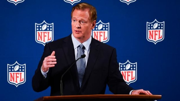 Roger Goodell: NFL to appeal ruling overturning Tom Brady suspension IMAGE