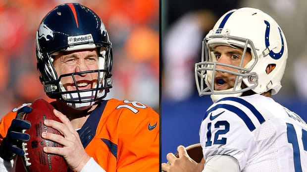 Will Andrew Luck have a better career than Peyton Manning? - image