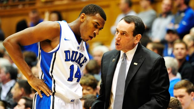 Duke's Coach K refuses to comment on Sulaimon sexual assault allegations