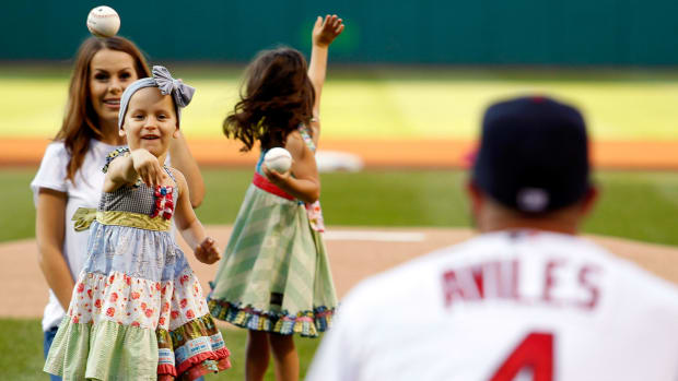mike-aviles-daughter-cancer-first-pitch.jpg
