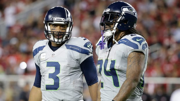 MMQB Extra: Deciphering the Seahawks IMAGE