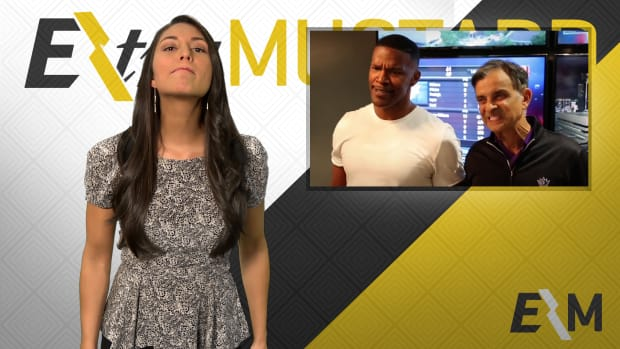 Mustard Minute: How to be LeBron James for Halloween, according to Jamie Foxx IMG
