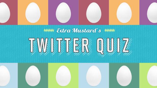 Twitter quiz