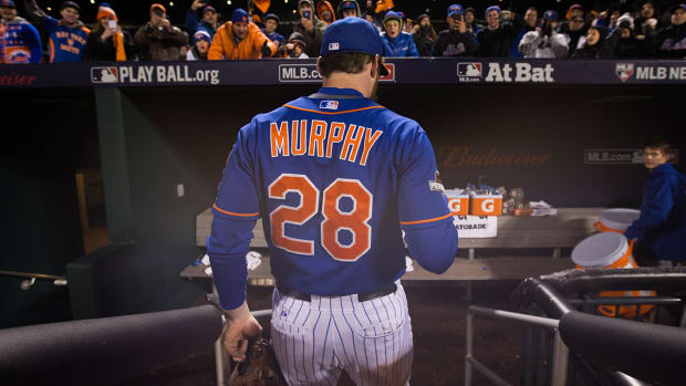 Mets still do not plan to bring Daniel Murphy back next season - IMAGE