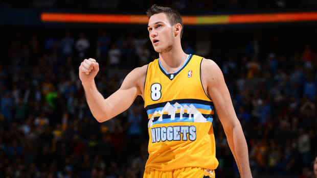 Sources: Danilo Gallinari signs two-year extension with Nuggets IMAGE