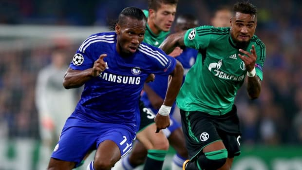 Report: Montreal Impact acquire Didier Drogba's MLS rights--IMAGE