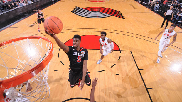 Watch: Highlights from NBA prospect Emmanuel Mudiay