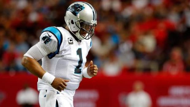 Are Panthers in danger of losing No. 1 seed? IMAGE
