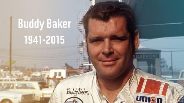 NASCAR legend Buddy Baker dies at 74 - IMAGE