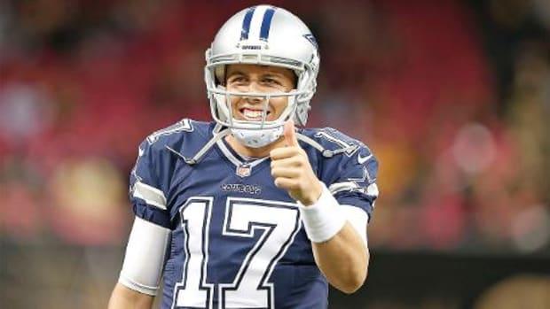 Dallas Cowboys QB Kellen Moore to start vs. Bills - IMAGE