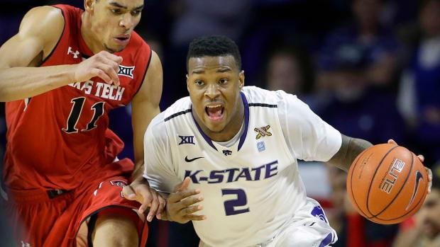 Kansas State suspends Marcus Foster, Malek Harris IMAGE