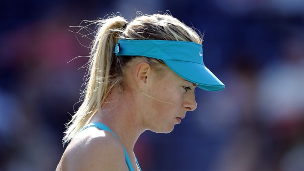 Maria Sharapova out of 2015 US Open--IMAGE