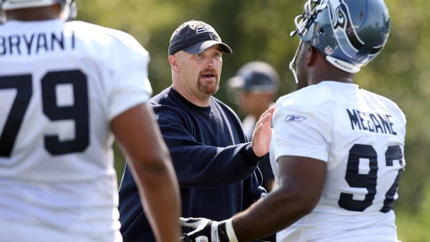 Report: Falcons to name Dan Quinn head coach after Super Bowl IMAGE