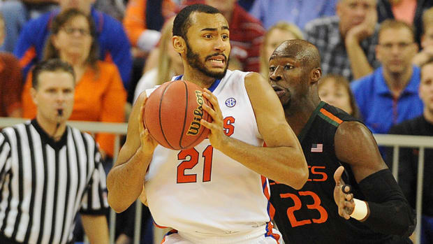 Jon Horford Florida Gators