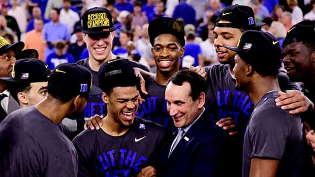 Duke goes to Final Four