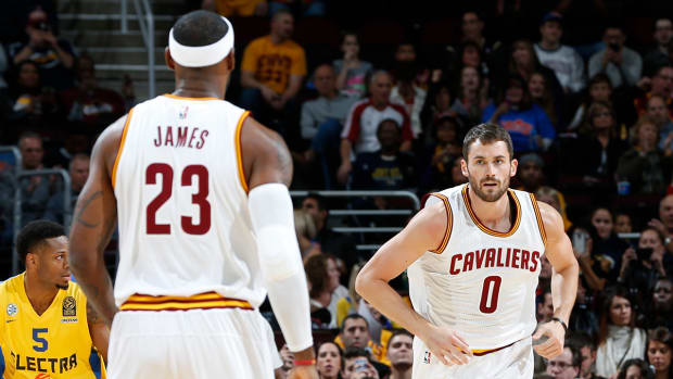 NBA Season Preview: Cleveland Cavaliers image