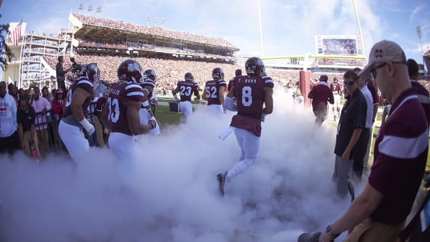 Texas A&M opts out of home-and-home with Oregon