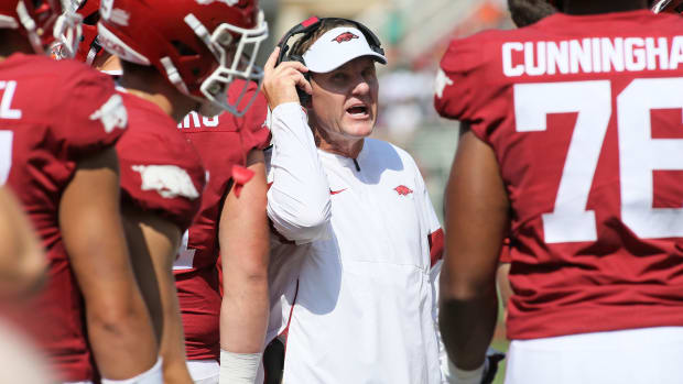 Chad-Morris-Arkansas-Fired