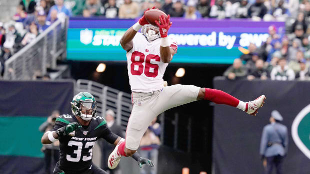 Nov 10, 2019; East Rutherford, NJ, USA; 